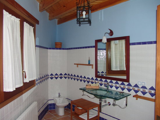 El CastaNar Nazari: Baño