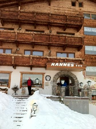Hotel Hannes 사진