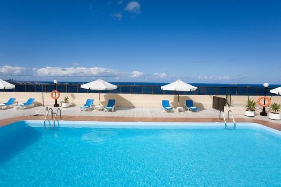 AC Hotel Iberia Las Palmas: pool