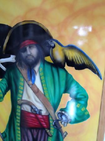 Kupanaha: captain jack!