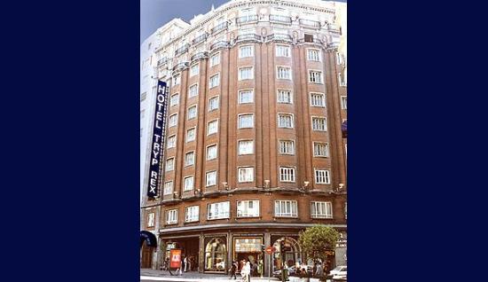 Hotel Rex Madrid Reviews