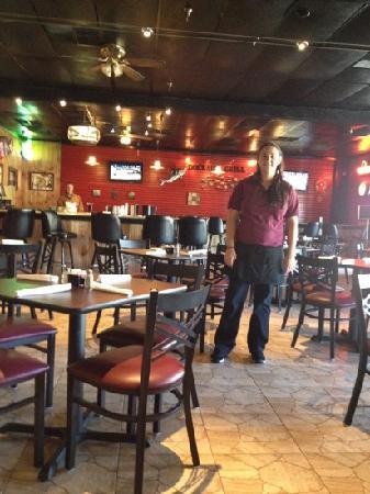 Dockside Grill : friendly staff