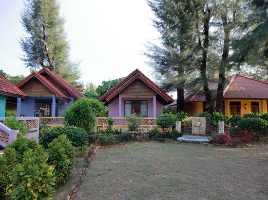 Lanta Villa Resort : Hus