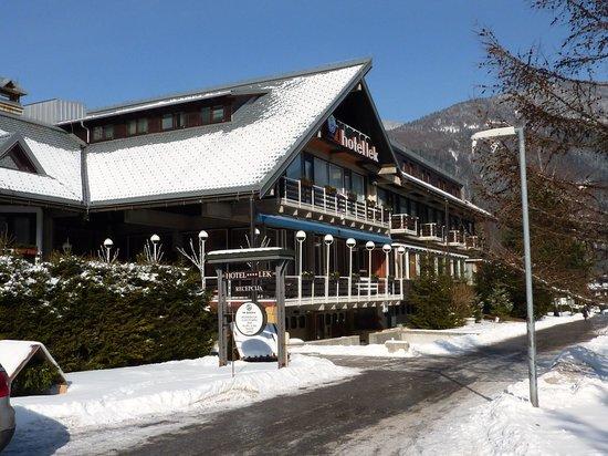 BEST WESTERN HOTEL KRANJSKA GORA: Hotel