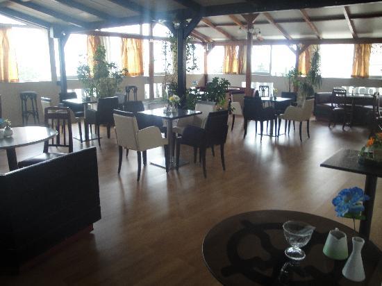 Hotel Diethnes : Roofgarten