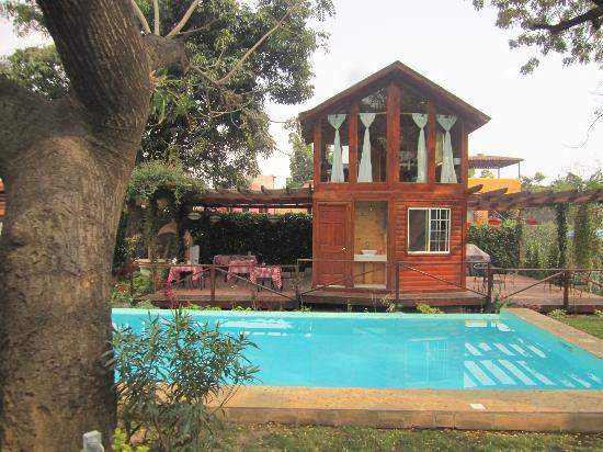 Hotel Boutique Xacallan: El restaurant y el spa