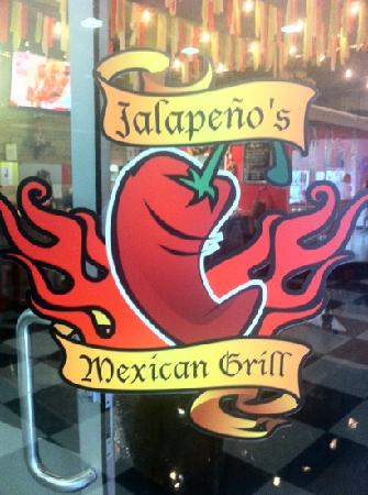 Jalapenos Mexican Grill: danger: Mexican spicy ahead