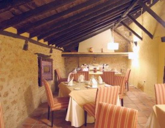 Almaden, Испания: Restaurant