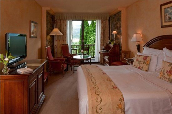 إل كاستيل دو سيوتات: Hotel Superior room