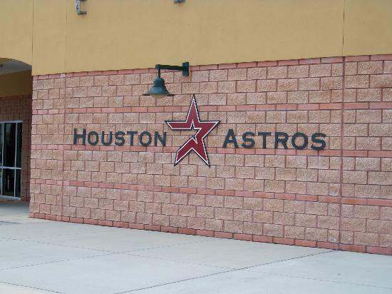 Osceola County Stadium: Houston Astros