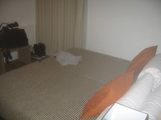 Hotel Del Pui : habitación