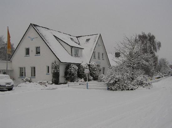 Hotel Ostfriesland garni: Winter in Ostfriesland