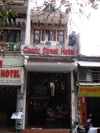 Classic Street Hotel: so sieht es aus