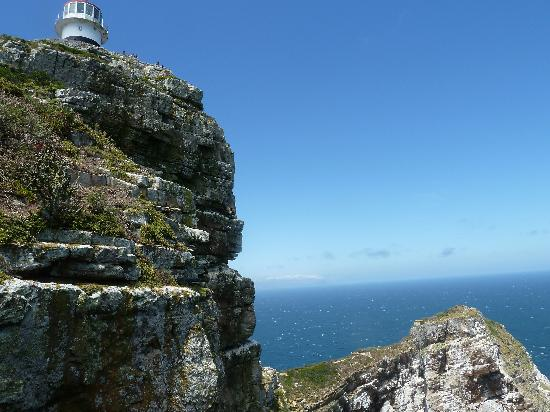 House on the Hill: Cape Point