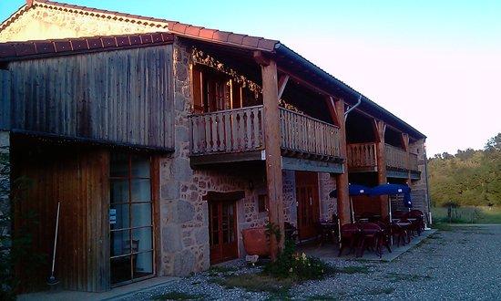 Domaine de la Plagnette: le restaurant