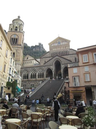Amalfi Coast, Itália: Cathedral of St. Andrea