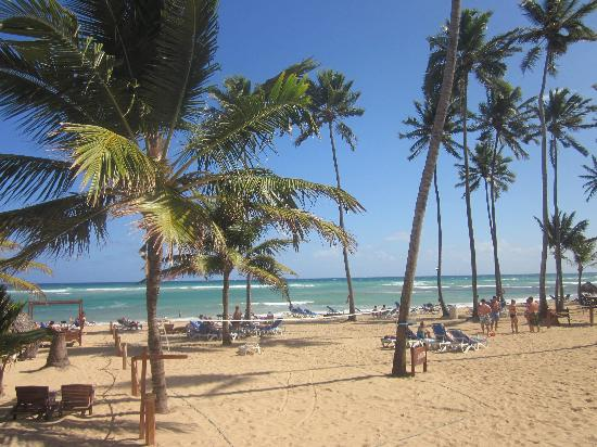 Dreams Punta Cana Resort Spa Beach