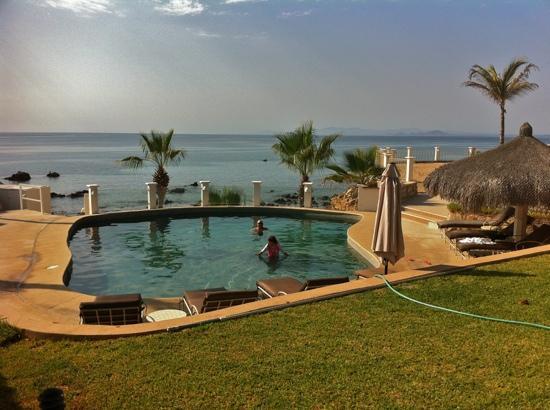 Punta Pescadero: pool