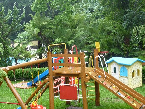 Hotel Recanto da Serra: Para as crianças.