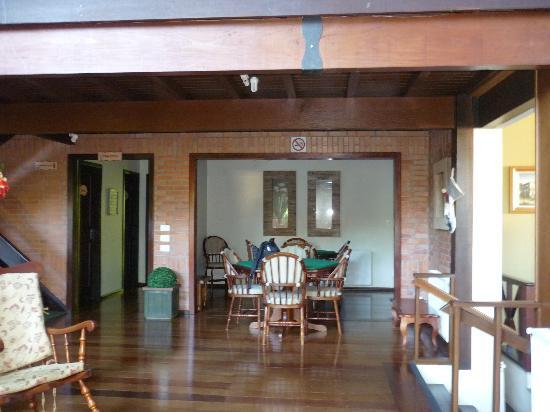 Hotel Recanto da Serra: Conforto e bom gosto.