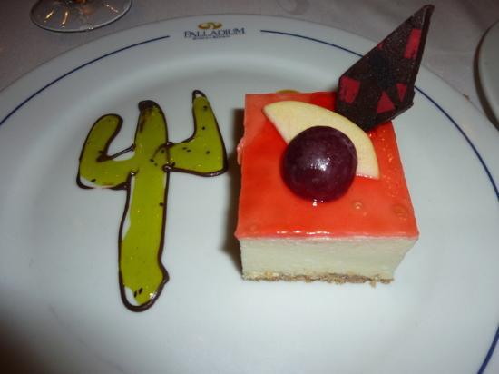 Grand Palladium Riviera Resort & Spa: photos of delicious dishes