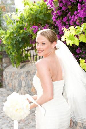 Melenos Lindos Hotel : Bride