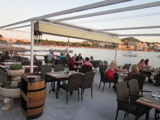 Fantastic Restaurant Review Of Restaurante Las Olas Santa Ponsa Spain Tripadvisor