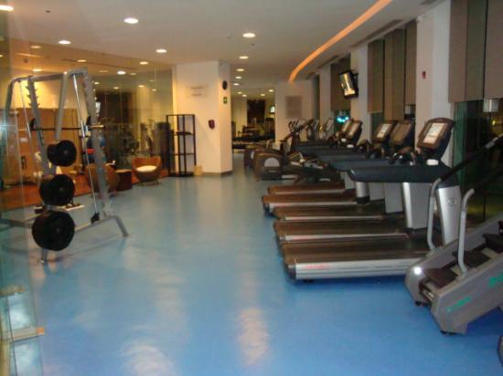 gym picture of live aqua beach resort cancun cancun tripadvisor