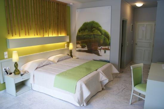 Bourtzi Boutique Hotel: Superior Room