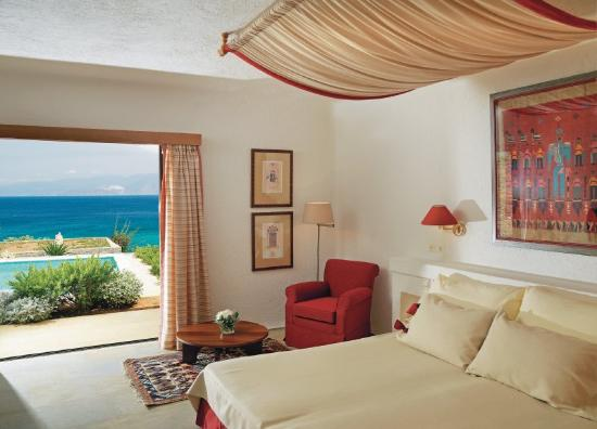 Elounda Mare Relais & Chateaux hotel: Deluxe Bungalow