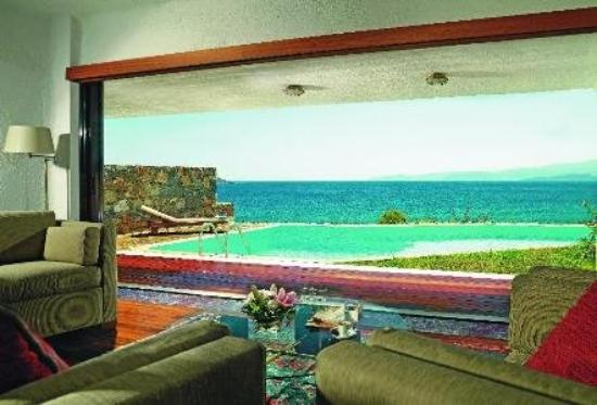 Elounda Mare Relais & Chateaux hotel: Princess Ariadni Suite