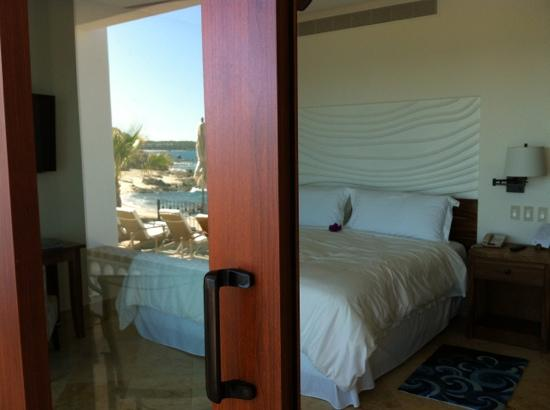 Cabo Surf Hotel: new room entrance.