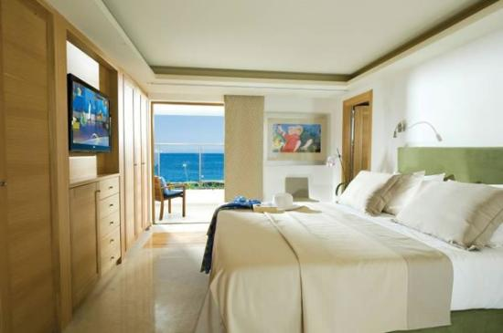 Elounda Peninsula All Suite Hotel: Diamond Residence Room