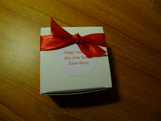 Tantra: Valentine chocolates