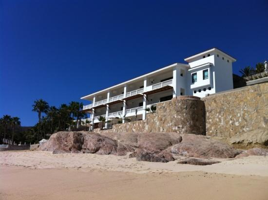 Cabo Surf Hotel: new building.