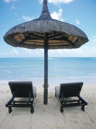 Le Meridien Ile Maurice: beach