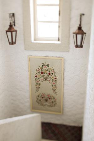 Morro Alacati: hand made rug