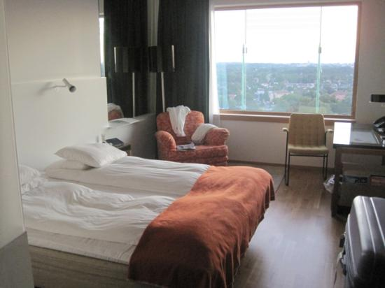 Scandic Talk : our room