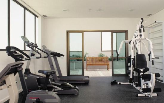 Tryp Sao Paulo Iguatemi Hotel: Tryp Iguatemi Fitness Center