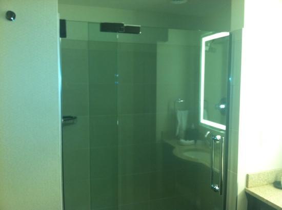 Wildhorse Resort & Casino : Standard King Room Shower