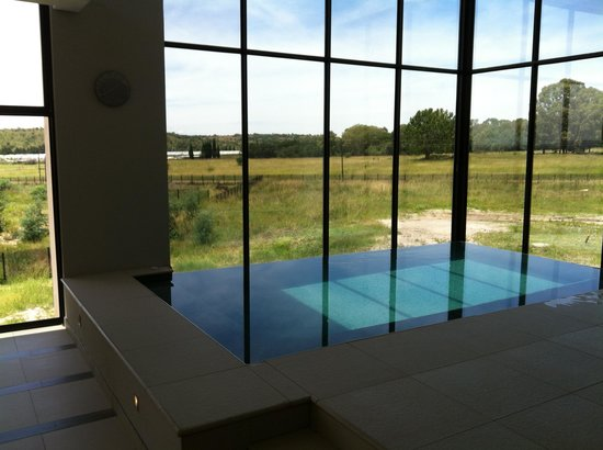 Lombardy Boutique Hotel & Conference Centre: Solstice spa