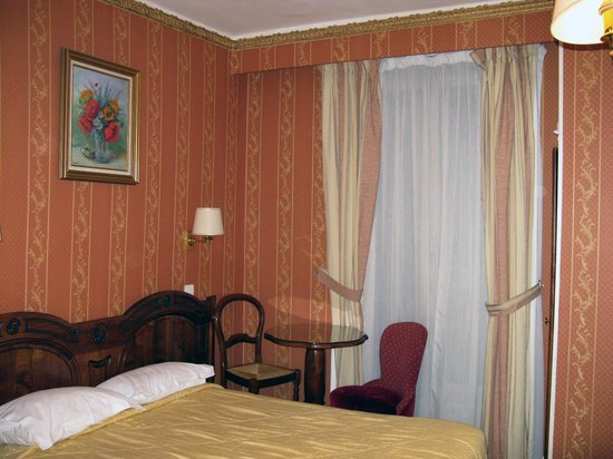Minerve Hotel : standard double room