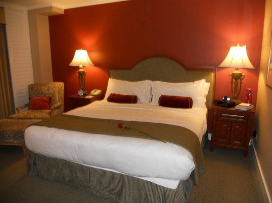 Woodmark Hotel & Still Spa: Great room