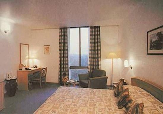 Hotel City Park: Guest room