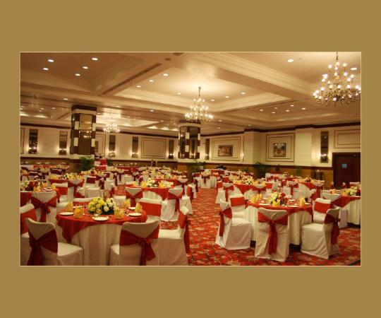 Hotel City Park: Conference & Banquets