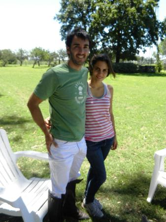 Guapa Polo: Our Wonerful Trainers and Hosts