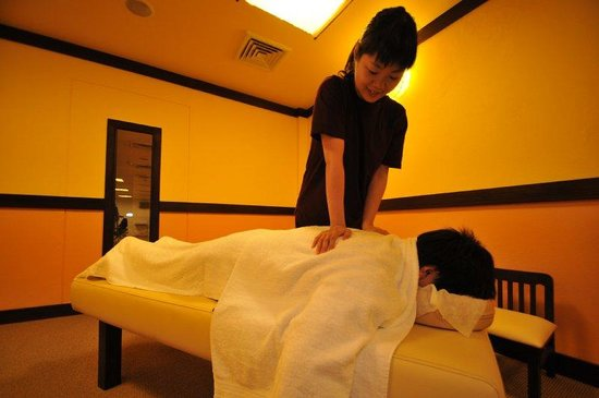 Avalon Courtyard: Sawadhee Thai Spa