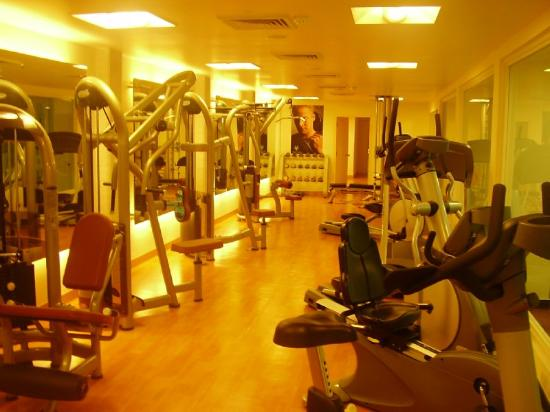 Avalon Courtyard: Fitness Gym