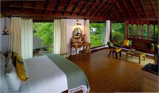 Kumarakom Lake Resort: Luxury Pavilion Room