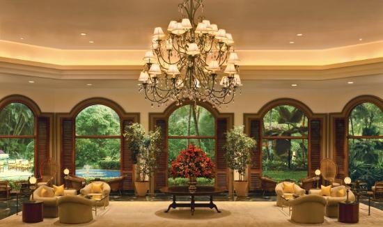 The Oberoi, Bangalore: Lobby
